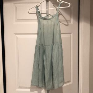Urban Outfitters mint dress
